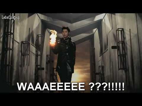 Changmin : WHY ?! YoSeob : I DONT KNOW !!