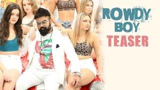 Vijay Deverakonda's Rowdy Boy song teaser - Roll Rida, Aja..