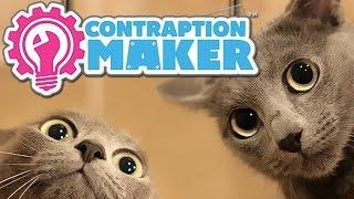 MY CHILDHOOD REBORN | Contraption Maker