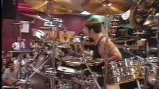 impossible drum solo by mike portnoy