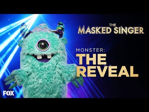 The Monster Is Revealed   Season 1 Ep. 10   THE MASKED SINGER