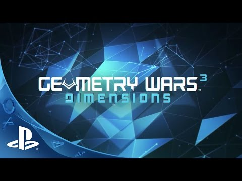 Geometry Wars™ 3: Dimensions Trailer