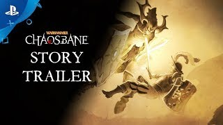 Warhammer: chaosbane :  bande-annonce