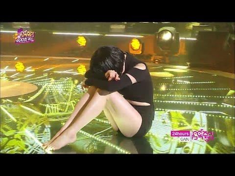 【TVPP】Ga-in(BEG) - 24 Hours, 가인(브아걸) - 24시간이 모자라 @ 400th Special, Music Core Live