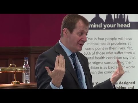 Why we invaded Iraq | Alastair Campbell - OxfordUnion  - fmyvFN1LLEA -