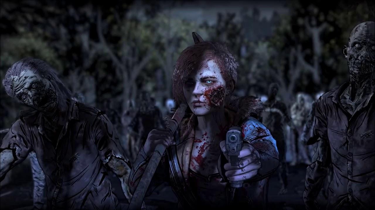 Minnie's Last Stand (OST) - The Walking Dead Season 4 Episode 4