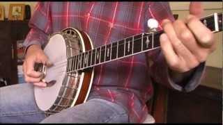 Beginning Bluegrass Banjo - Lesson 01 - For absolute beginners