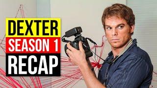 Dexter Season 1 Recap & Ending Explained | Who is Dexter Morgan?