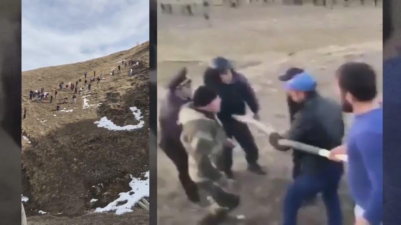 Дагестан: жители двух сел подрались из-за родника