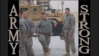 Americans 2 FAT 4 US Military!!! LOL!