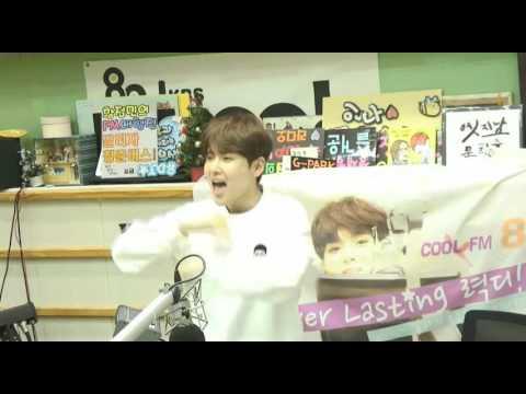 160421 려욱 그대 dance #KTR #Ryeowook Super Junior #Sukira