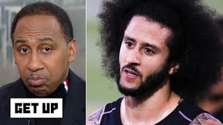 Colin Kaepernick's workout 'reeks of a PR stunt,' it was clearly orchestrated - Stephen A. | Get Up