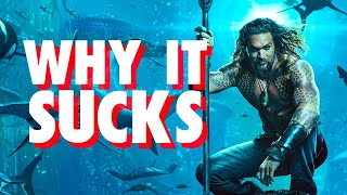 Aquaman - The Worst Superhero Movie Ever Made?