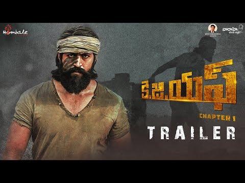 KGF Trailer Telugu