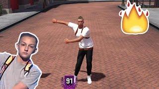 THE BACKPACK KID ON NBA 2K18!