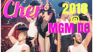 Cher Concert @ MGM Washington DC