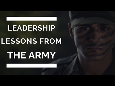 Motivational & Leadership Lessons from the Indian Army