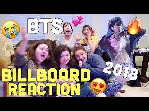 BTS 방탄소년단 FAKE LOVE BILLBOARD 2018 REACTION | TURN DOWN YOUR VOLUME🔊🎉