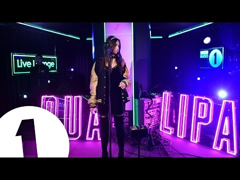 Dua Lipa covers the Weeknd's The Hills in the Live Lounge