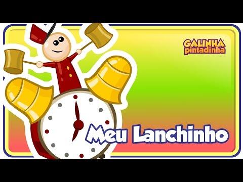 Baixar Meu Lanchinho - DVD Galinha Pintadinha 2 - Desenho Infantil