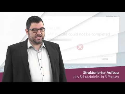 Restore Schutzbrief – SAP Backup mit Sicherheit aus der Cloud