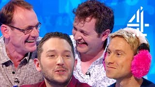 The Best POWER COUPLES on 8 Out of 10 Cats Does Countdown!