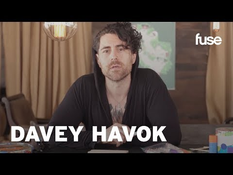 Davey Havok Reflects On AFI's Blood Album | Firefly 2017
