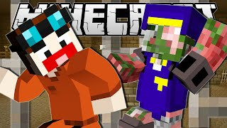Minecraft | ESCAPING THE PRISON!! | Escapists 2 Custom Map #2
