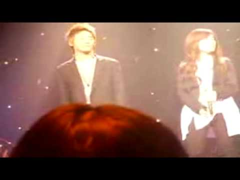 Zhang li yin singing  DBSK's ' Miduhyo'