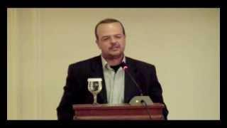 Χαιρετισμός Αλέξανδρου Τριανταφυλλίδη στην εκδήλωση του ΙΓΜΕΑ