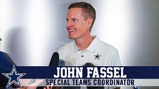 John Fassel Highlights Special Teams' Importance in 2020 | Dallas Cowboys