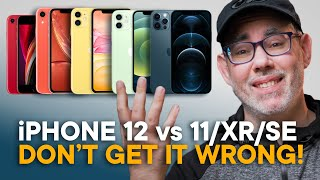 Ultimate iPhone Buyers Guide — Don't Pick WRONG!