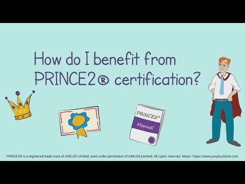 Benefits of PRINCE2 Certification