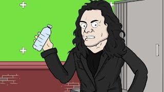 """The Room Parody 