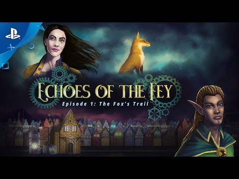 Echoes of the Fey: The Fox's Trail Trailer