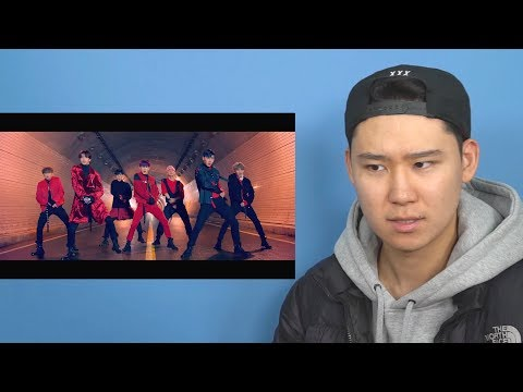 Monsta X - Dramarama [KOREAN REACTION]