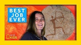 Cave Art Researcher: Genevieve von Petzinger | Best Job Ever