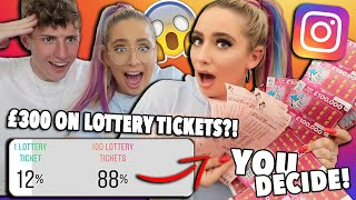 I let My Instagram Followers CONTROL My Life for 24 HOURS .. * extreme!! * 😭😱