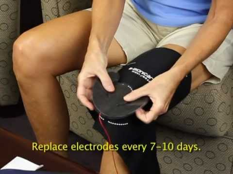 How often should the electrodes be changed?
