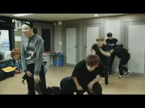 BTS - Showcase Making 1/3