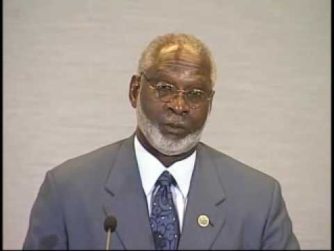Dr. David Satcher, 16th U.S. Surgeon General - YouTube
