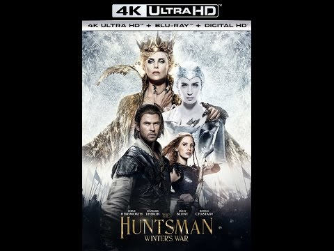 Huntsman - Winter's War 2016 in 3D