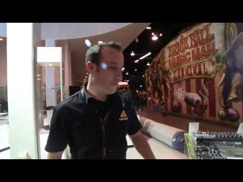 NAMM 2014: Behringer Motor 61 - Moving Faders On a Keyboard