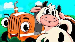 La vaca lola se salió de su corral y alteró la calle