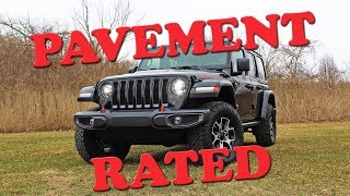 Can you daily drive the 2018 Jeep Wrangler?