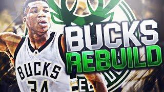 Seriously. Whats Next? Milwaukee Bucks Rebuild   NBA 2K19