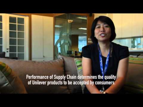 Supply Chain at Unilever Indonesia