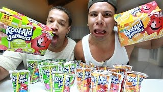 DANGEROUS KOOL-AID CHALLENGE!! **WILL MAKE YOU PUKE**