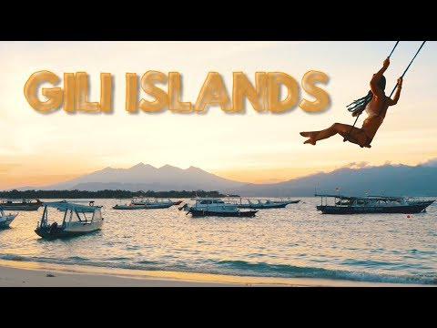 What to do on GILI ISLANDS, INDONESIA