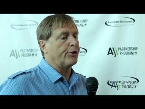 Average Joe Invest Testimonial - JT Bruce